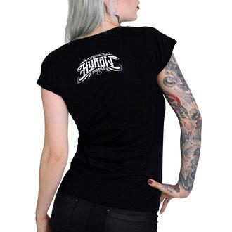 Hardcore ženska majica - QUEEN OF THE PIT - HYRAW, HYRAW