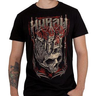 Hardcore moška kratka majica - BLACK CHURCH - HYRAW, HYRAW
