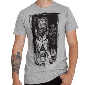 Hardcore moška kratka majica - MISS STRANGE - HYRAW, HYRAW