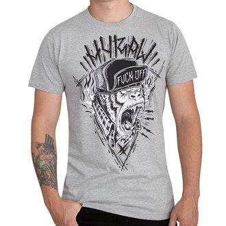 Hardcore moška kratka majica - MONKEY - HYRAW, HYRAW