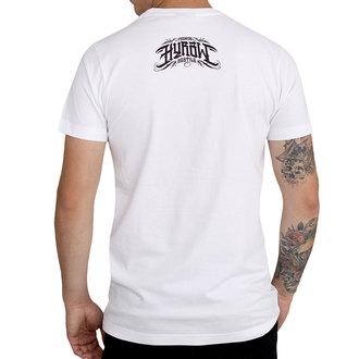 Hardcore moška kratka majica - WHITE CHURCH - HYRAW, HYRAW