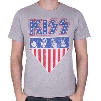 moška metal majica Kiss - AMERICAN STYLE - LEGEND, LEGEND, Kiss