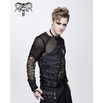 Moška gothic in punk majica - - DEVIL FASHION, DEVIL FASHION