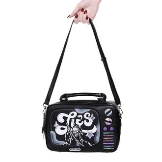 Ročna torba (torbica) KILLSTAR - TV Lies, KILLSTAR