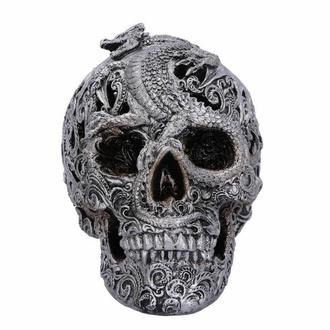 Dekoracija Cranial Drakos - (Silver), NNM