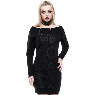Ženska obleka KILLSTAR - Unholy Sabbath, KILLSTAR
