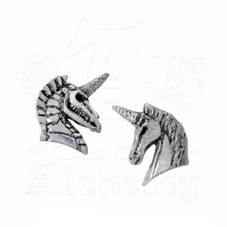 Uhani ALCHEMY GOTHIC - Unicorn Ear Studs, ALCHEMY GOTHIC