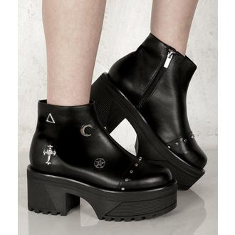 Klin ženski škornji - DISTURBIA, DISTURBIA