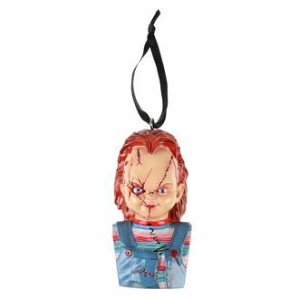 Figurica (doprsni kip) CHUCKY - ORNAMENT - Bride of Chucky, Chucky