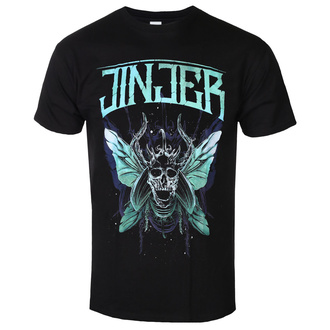 Moška metal majica Jinjer - Butterfly Skull - NAPALM RECORDS, NAPALM RECORDS, Jinjer