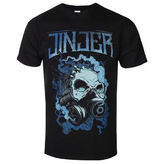 Moška metal majica Jinjer - Gasmask Skull - NAPALM RECORDS, NAPALM RECORDS, Jinjer