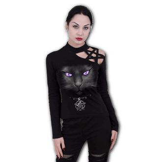 Ženska majica - BLACK CAT - SPIRAL, SPIRAL