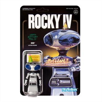 Figura Rocky - 4 ReAction - Sico Paulie's Robot, NNM, Rocky
