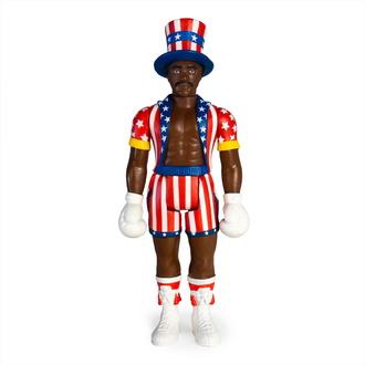 Figura Rocky - 4 ReAction - Apollo Creed, NNM, Rocky