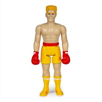 Figura Rocky - 4 ReAction - Ivan Drago, NNM, Rocky