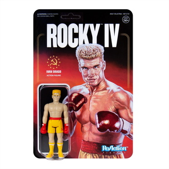 Figura Rocky - 4 ReAction - Ivan Drago, NNM, Rocky