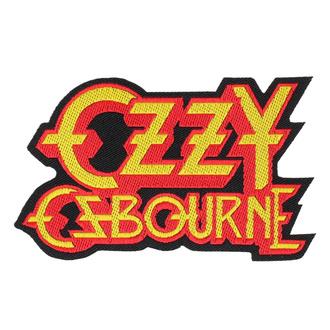 Našitek Ozzy Osboume - Logo Cut-Out - RAZAMATAZ, RAZAMATAZ, Ozzy Osbourne