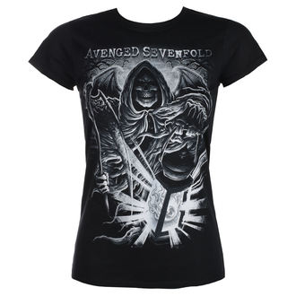 Ženska metal majica Avenged Sevenfold - REAPER LANTERN - PLASTIC HEAD, PLASTIC HEAD, Avenged Sevenfold