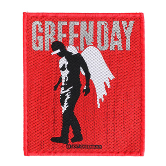 Našitek Green Day - Wings - RAZAMATAZ, RAZAMATAZ, Green Day