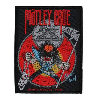 Našitek Mötley Crüe - Allister Fiend - RAZAMATAZ, RAZAMATAZ, Mötley Crüe
