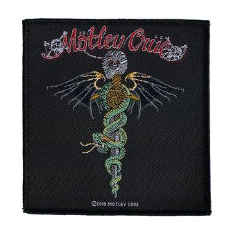 Našitek Mötley Crüe - Dr Feelgood - RAZAMATAZ, RAZAMATAZ, Mötley Crüe