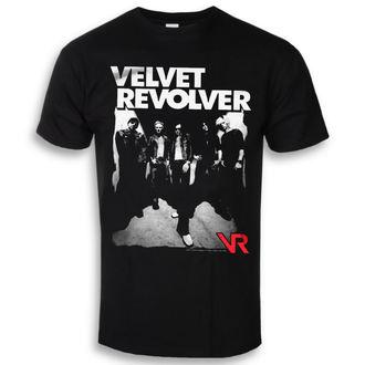 Moška metal majica Velvet Revolver - Črna - HYBRIS, HYBRIS, Velvet Revolver