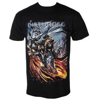 Moška Metal Majica Disturbed - THE END - PLASTIC HEAD, PLASTIC HEAD, Disturbed