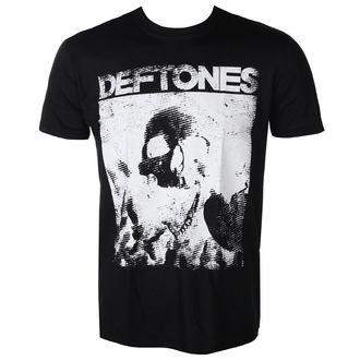 Moška Metal Majica Deftones - SKULL - PLASTIC HEAD, PLASTIC HEAD, Deftones