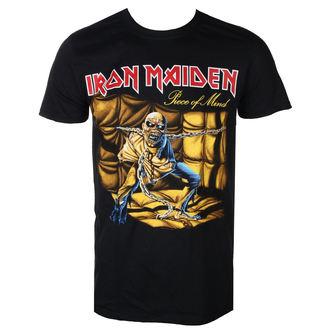 Metal majica moški Iron Maiden - Piece of Mind - ROCK OFF - IMTEE10MB