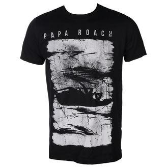 Moška Metal Majica Papa Roach - COCKROACH - PLASTIC HEAD, PLASTIC HEAD, Papa Roach