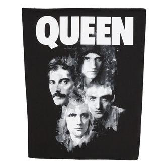 Veliki našitek Queen - Faces - RAZAMATAZ, RAZAMATAZ, Queen