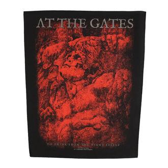 Veliki našitek At The Gates - To Drink From The Night itself - RAZAMATAZ, RAZAMATAZ, At The Gates