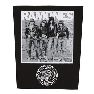 obliž velik RAMONES - 1976 - RAZAMATAZ, RAZAMATAZ, Ramones