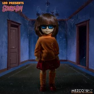 Figura (lutka) Scooby-Doo & Mystery - Living Dead Dolls - Zelo, LIVING DEAD DOLLS, Scooby-Doo & Mystery