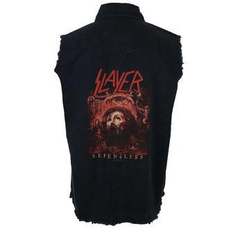 moški brez rokavov majica (telovnik) SLAYER - REPENT LESS - RAZAMATAZ, RAZAMATAZ, Slayer
