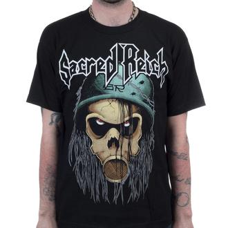 Moška majica Sacred Reich - Violent Solutions - Črna - INDIEMERCH, INDIEMERCH, Sacred Reich