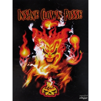 zastava Insane Clown Posse HFL 0918, HEART ROCK, Insane Clown Posse