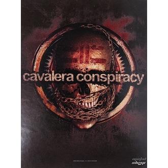 zastava Cavalera Conspiracy HFL 0971, HEART ROCK, Cavalera Conspiracy