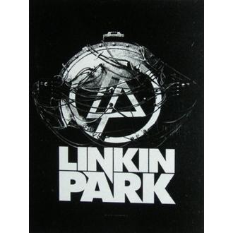 Zastava Linkin Park - Atomic Age, HEART ROCK, Linkin Park