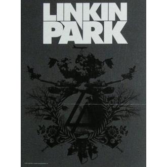 Zastava Linkin Park - Plan B, HEART ROCK, Linkin Park