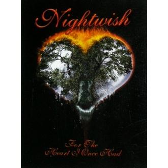 zastava Nightwish - Za The Srce jaz Enkrat Kača, HEART ROCK, Nightwish
