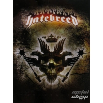 zastava Hatebreed - Eagle, HEART ROCK, Hatebreed