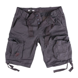 Moške kratke hlače SURPLUS - AIRBORNE Vint. - ANTRAZIT, SURPLUS