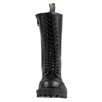 Unisex usnjeni škornji - STEEL, STEEL
