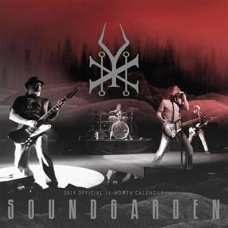 Koledar za leto 2019 SOUNDGARDEN, NNM, Soundgarden