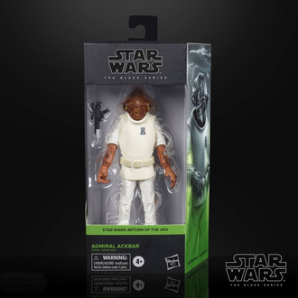 figurica STAR WARS - Admiral Ackbar, NNM, Star Wars