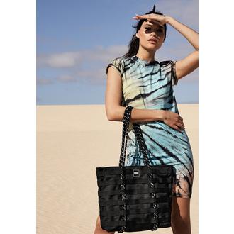 torba (ročna torbica) URBAN CLASSICS - Worker Shopper Bag - črna, URBAN CLASSICS