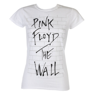 Ženska metal majica Pink Floyd - The Wall album - LOW FREQUENCY, LOW FREQUENCY, Pink Floyd