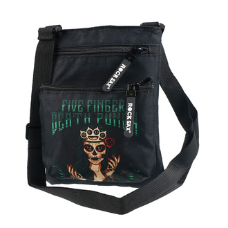 Torba FIVE FINGER DEATH PUNCH - GREEN, NNM, Five Finger Death Punch