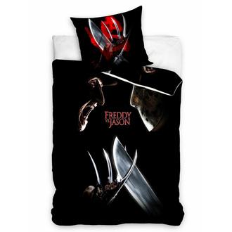 Posteljnina Freddy vs.Jason  - WARNER BROS - HORROR, NNM, Freddy vs. Jason